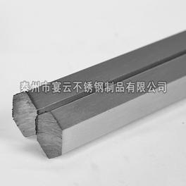 304不锈钢抛丸六角棒