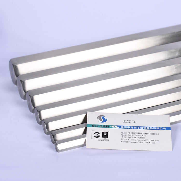 不锈钢棒材厂家简述304不锈钢槽钢进军四大行业
